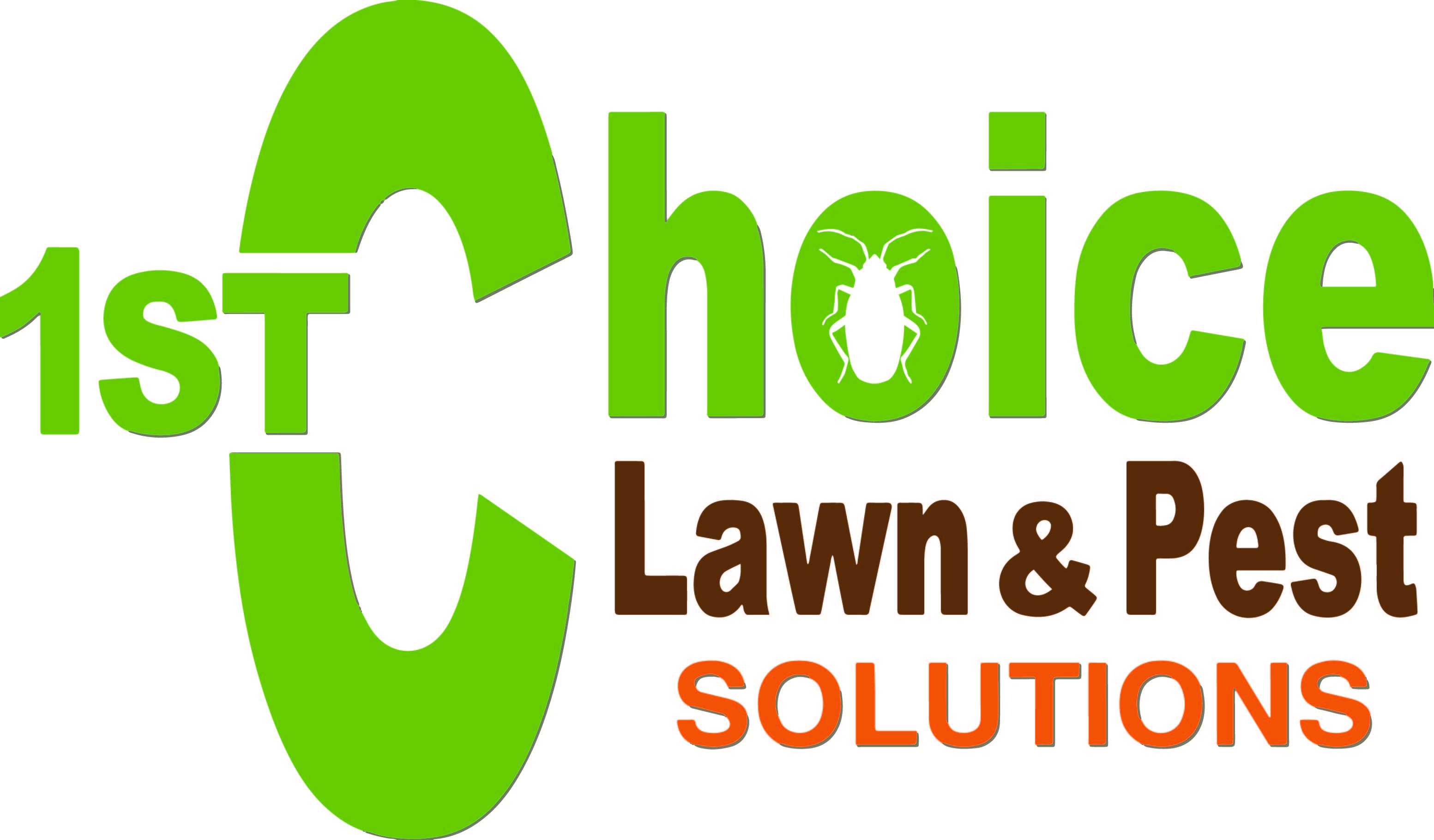 1st Choice Lawn & Pest Solutions
