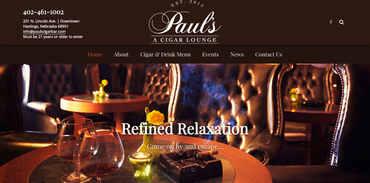 Paul's Cigar Lounge